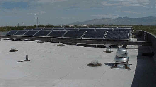 City of Tucson -- Southeast Service Center - Photovoltaic System