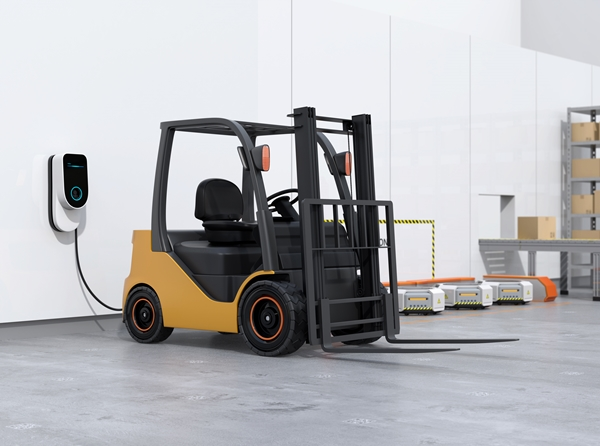 Electric Trucks and Forklifts – Funding Options in Colorado