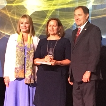 Sarah Wright Honored As 2019 Utah Energy Pioneer